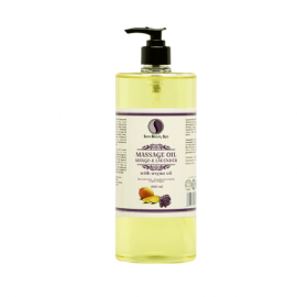 Sara beauty spa mango levendula masszazsolaj 1000 ml